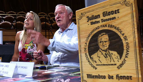 indycon julian glover