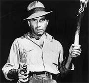 Humphrey Bogart en el Tesoro de Sierra Madre