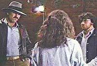 Tom Selleck con Spielberg