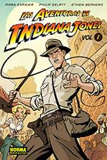 Las aventuras de Indiana Jones vol1