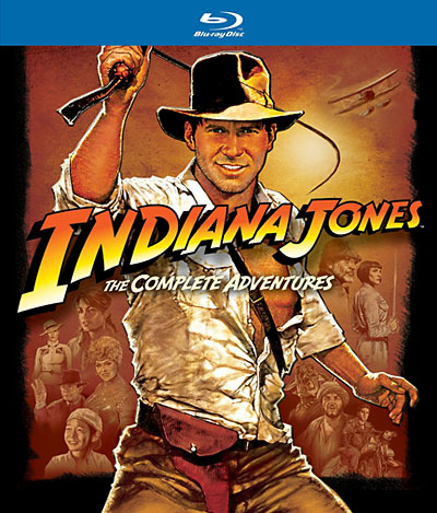 bluray indiana jones
