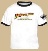 Camiseta Kingdom of Crystal Skull