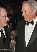 Steven Spielberg & Clint Eastwood