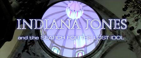 Indiana Jones y la busqueda del idolo perdido