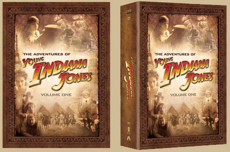 DVDs Joven Indiana Jones