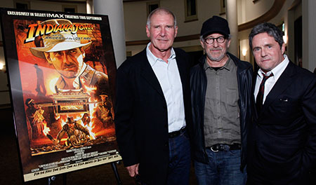 ford spielberg imax
