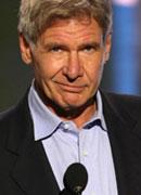 Harrison Ford en los premios Taurus