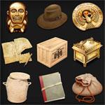 Iconos Indiana Jones