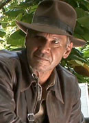 Harrison Ford es Indiana Jones