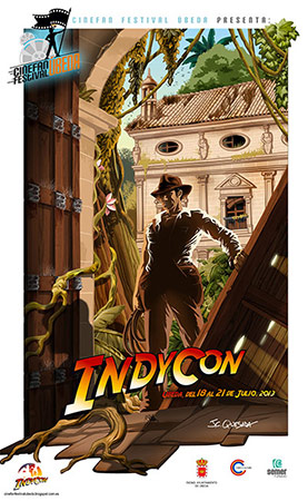 Indycon poster
