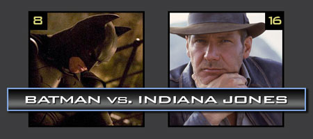 Indy Vs Batman