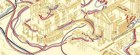 mapas de Andrew DeGraff