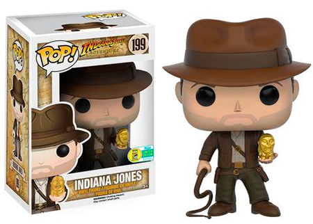 Funko Pop Indiana Jones