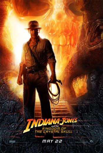 Poster Indy4 Drew Struzan