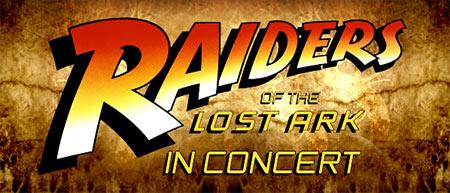 concierto Indiana Jones BSO en directo