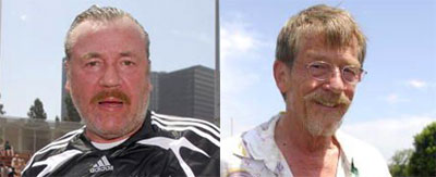 Ray Winstone y John Hurt
