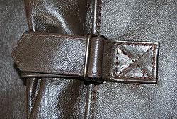 wested Otro detalle es en el recuadro de la costura de estas tiras al  cuerpo de la cazadora afb70f648dd